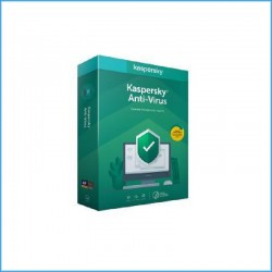 ANTIVIRUS KASPERSKY 3 PC