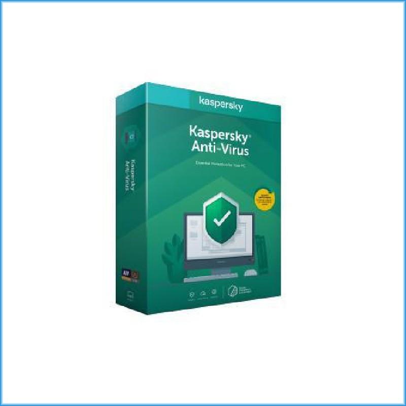ANTIVIRUS KASPERSKY 3 PC